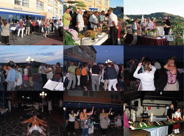 Photos de la garden party